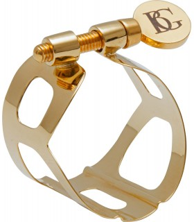Tradition ligature. Gold lacquered