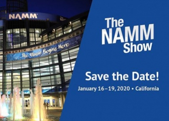 On the road to LOS ANGELES - AT THE NAMM SHOW 2020